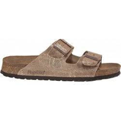Birkenstock -  Arizona NU Royal Python Beige