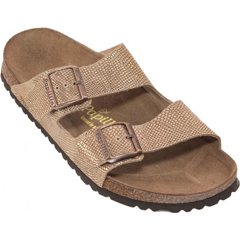 birkenstock arizona nu royal python beige sandales grandes tailles femme beige 364023. Black Bedroom Furniture Sets. Home Design Ideas