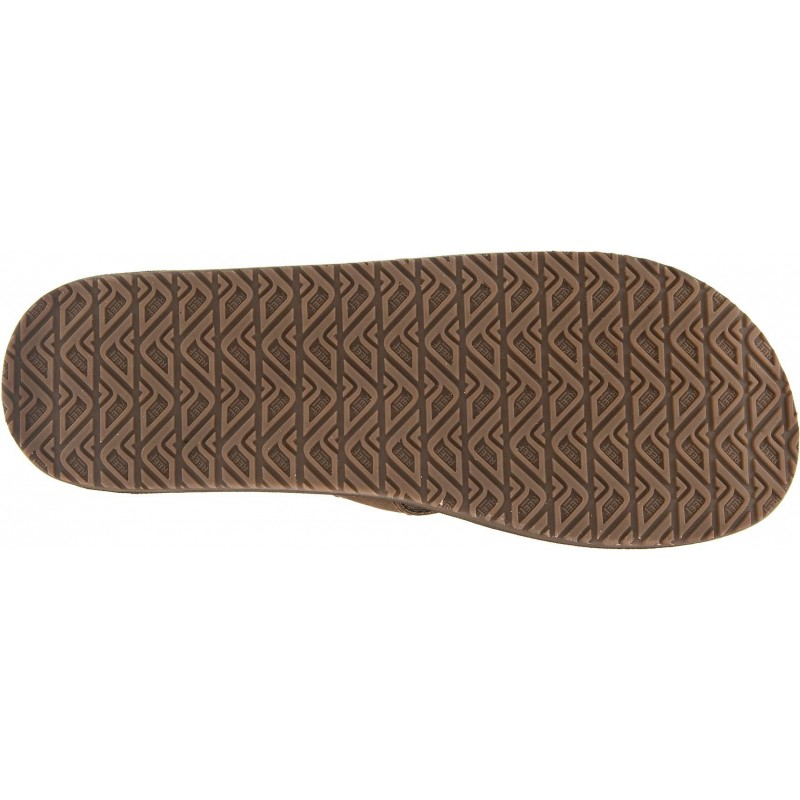 Reef - Leather Smoothy Marron