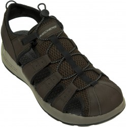 Skechers - Melbo Journeyman Marron