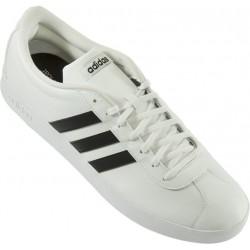Adidas - VL Court 2.0 Blanch Noir