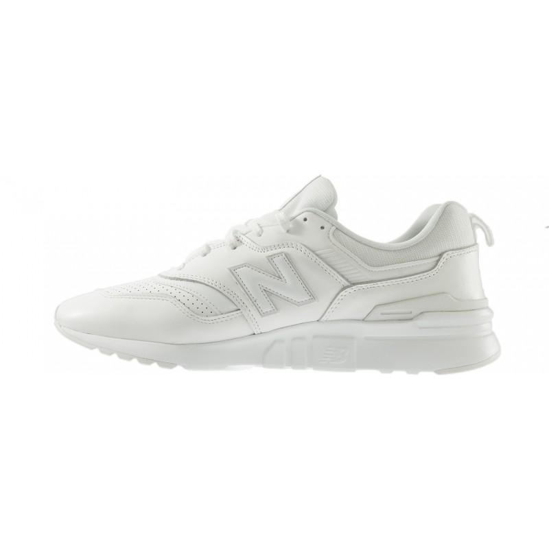 New Balance - CM997HDW Blanc