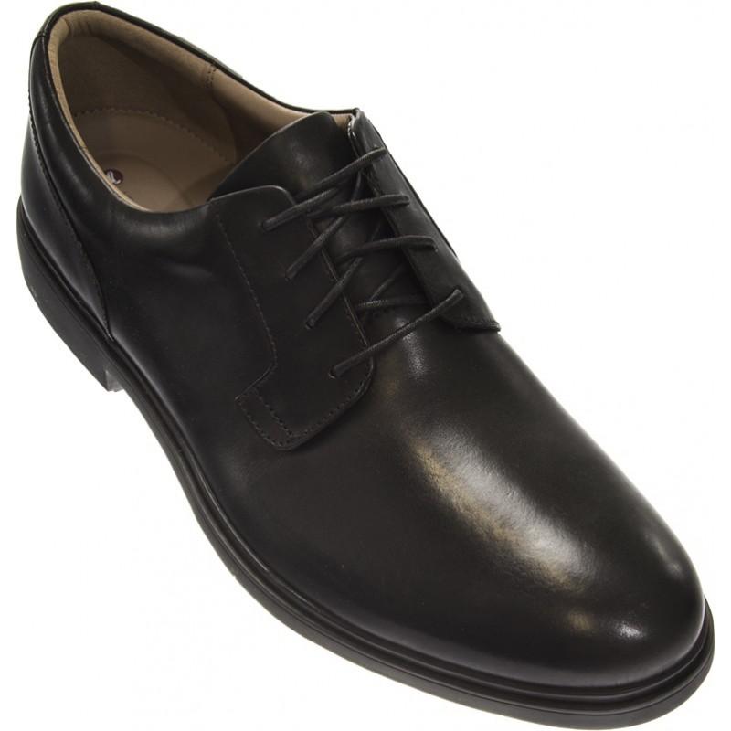 Clarks - Un Tailor Tie Noir
