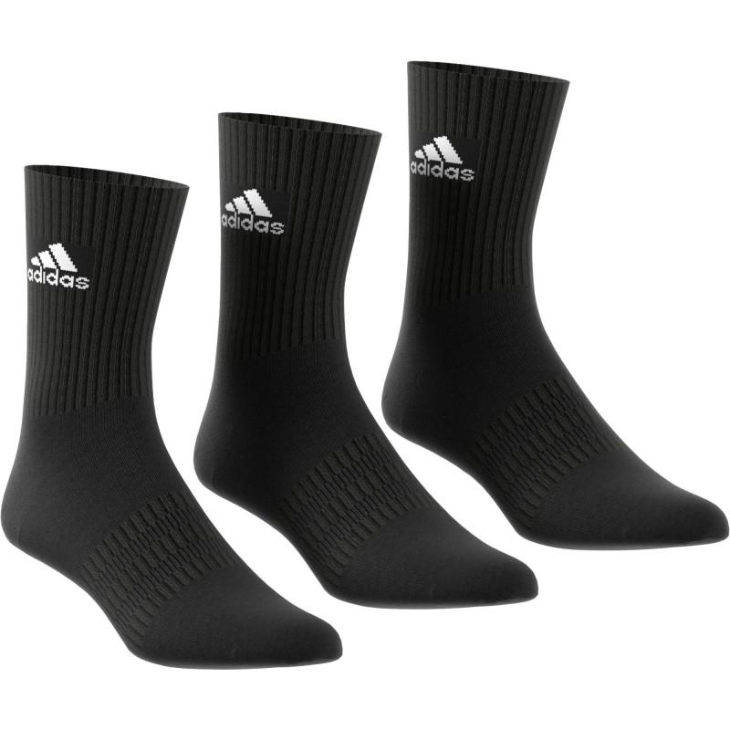 Adidas - Calcetines tobilleros negros