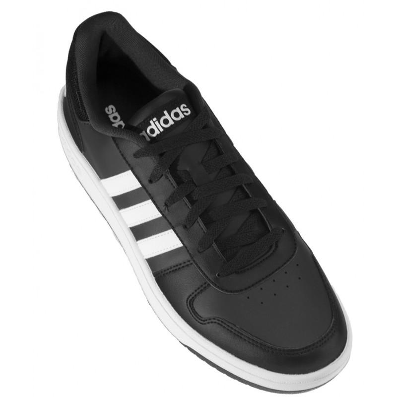 Adidas - Hoops 2.0 Black