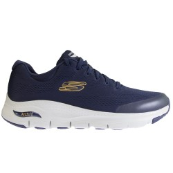 Skechers - Arch Fit Bleu