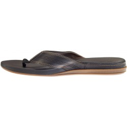 Reef - Cushion Bounce Lux Black Brown