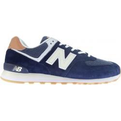New Balance - NL574 Bleu