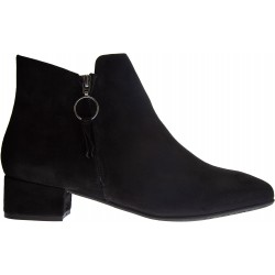 Bella B - Peko Kid Suede Black