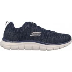 Skechers - Track Bleu